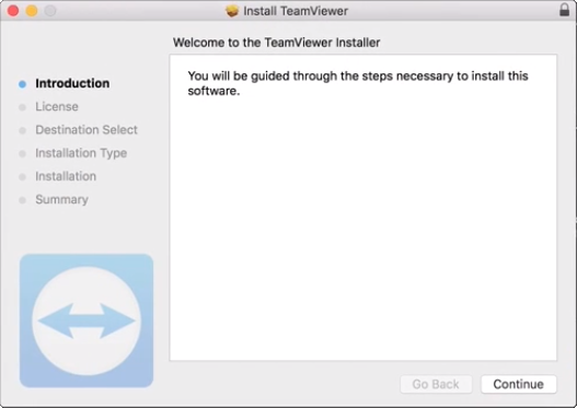 Setting Up TeamViewer (Migration From Other Software) – Mac